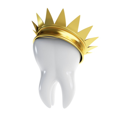 Image symbolizing dental crowns.